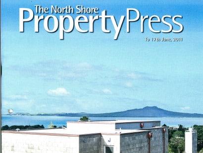 North Shore Property Press Cover Page
