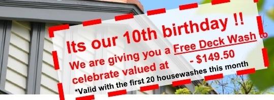 Happy Birthday Offers