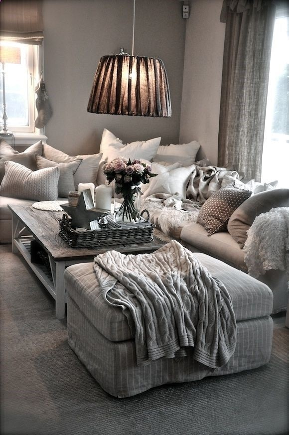 Six Tips For A Cosy Winter Home